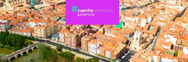 'Cuenta consumo Palencia' logra la adhesión de más de 240 establecimientos de la capital a una iniciativa que pondrá en circulación un millón de euros