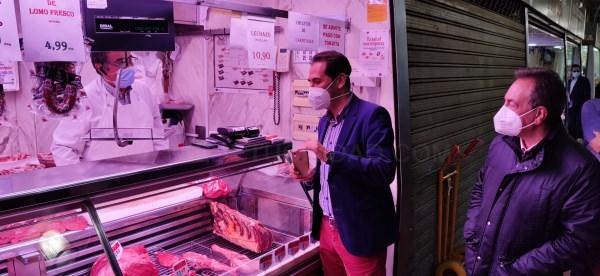 'Cuenta Consumo Palencia' acumula más de 18.200 euros en los monederos virtuales de los palentinos que ya se han descargado la aplicación móvil