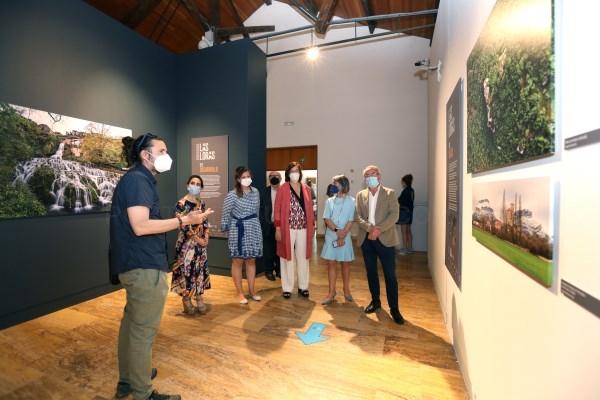 El Geoparque Las Loras muestra su potencial en una exposición fotográfica en el Centro Cultural Provincial de Palencia