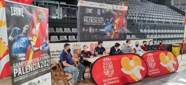 El Pabellón Municipal de los Deportes de Palencia congregará a los mejores púgiles del país entre los días 28 de junio y 3 de julio