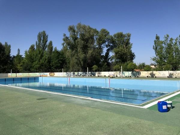 Las tres piscinas de verano municipales abrirán al público el próximo lunes 21 de junio