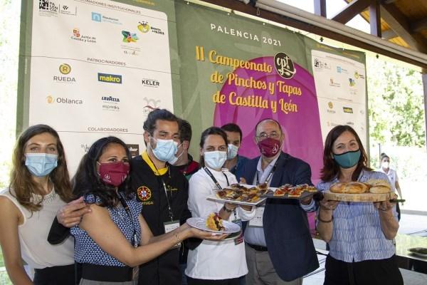 Portugal y Palencia hermanados por la gastronomía, la cultura y el turismo