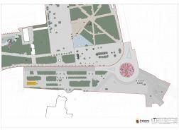 Los comerciantes de la Plaza de León valoraron positivamente la segunda fase del proyecto de Los Jardinillos
