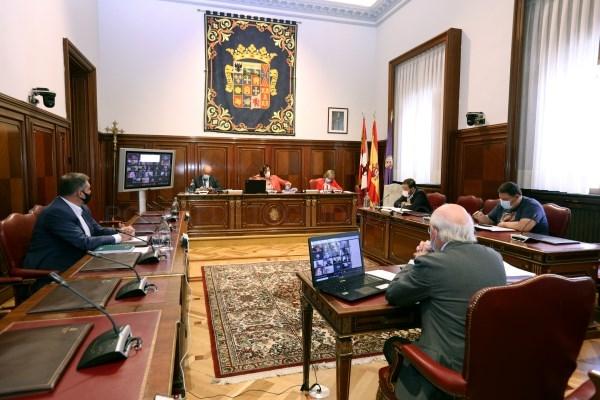 La Diputación de Palencia aprueba en Pleno una nueva convocatoria de Planes Provinciales para el bienio 2022- 2023