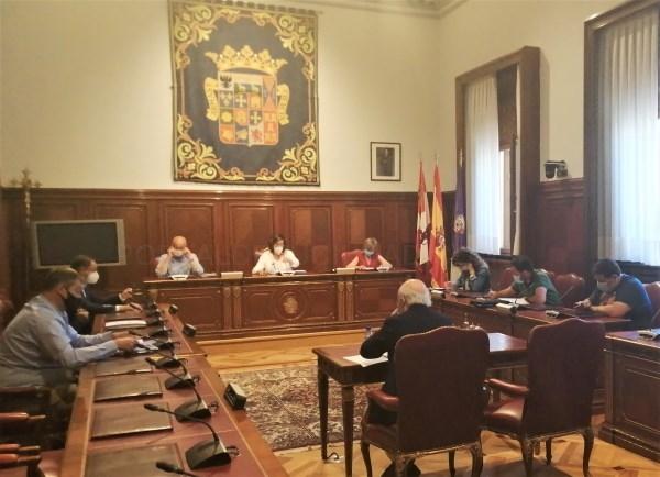 La Diputación aprobó el convenio con la reserva geológica de las Loras para mantenimiento y gestión del Geoparque Mundial UNESCO Las Loras