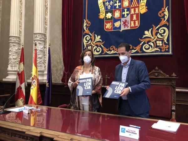 Diputación se pone a disposición del Ayuntamiento de Palencia para la recuperación de las riberas del Carrión en su tramo urbano