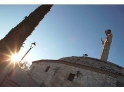 El Cristo del Otero sale reforzado de la pandemia y aumentan las visitas un 57% respecto al año 2019