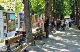 """La Comisión Informativa de Cultura aprueba el convenio para celebrar la Muestra de arte al aire libre """"Expoaire"""""""