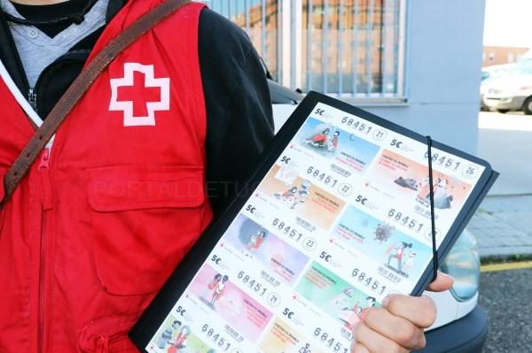 El Sorteo de Oro de Cruz Roja finaliza con gran solidaridad por parte de la población palentina