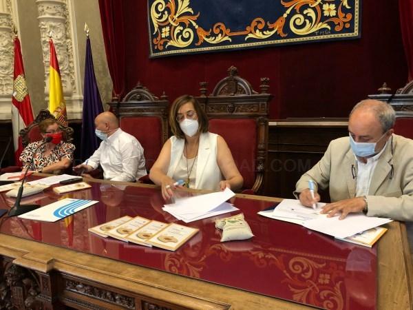 Diputación ayuda a la I.G.P Lenteja Tierra de Campos en la publicación del libro Microrrelatos cuya recaudación irá destinada íntegramente a Cruz Roja
