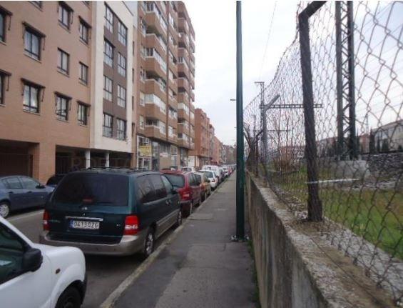 Adif AV licita los trabajos de sustitución del cerramiento existente en el núcleo urbano de Palencia