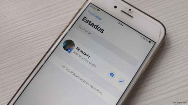 Los estados de Whatsapp da el paso a hisotrias Instagram