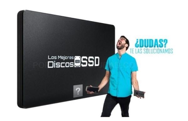 Un disco duro para tu ordenador o consola. Sin duda, discos SSD