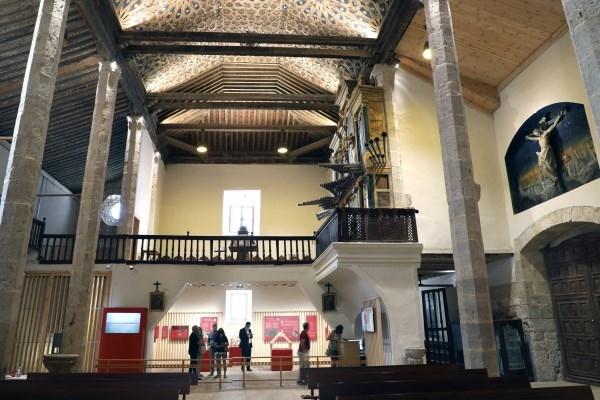 Campos del Renacimiento, Edades del Hombre, naturaleza y Patrimonio completan un fin de semana de desconexión en la provincia de Palencia