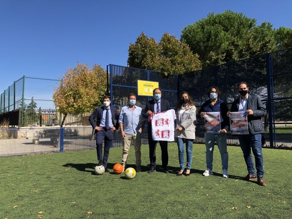 El equipo de la Escuela de Deporte Inclusivo deCyLarrancaráestatardelosentrenamientosenPalencia