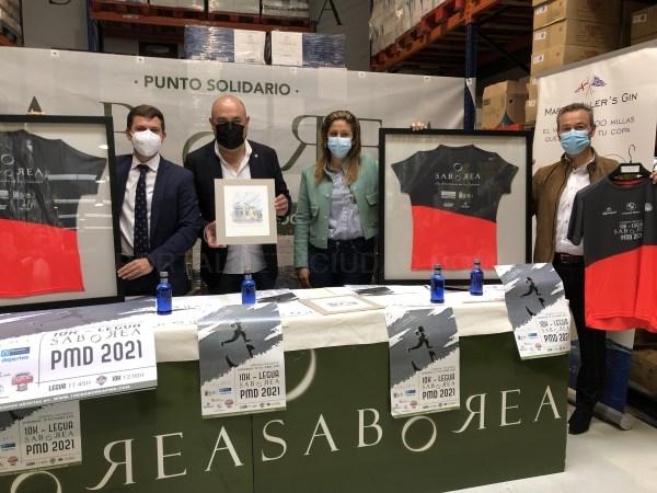 Palencia acogerá la primera edición de la carrera Saborea-PMD el 10 de octubre