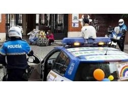 Una veintena de agentes de la Policía Local de Palencia reciben formación en intervenciones operativas con menores