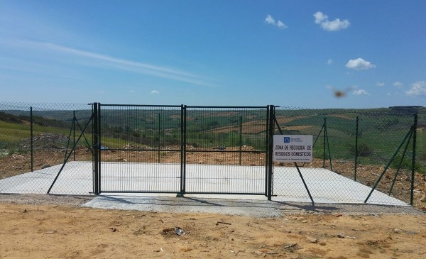 La Diputación de Palencia ayuda con 184.000 € a los municipios del medio rural para mejorar la gestión de los escombros procedentes de obras menores