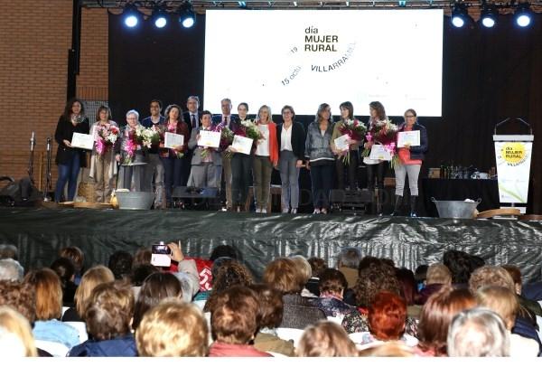 La Diputación de Palencia celebra este jueves en Becerril de Campos una jornada con motivo del Día de la Mujer Rural
