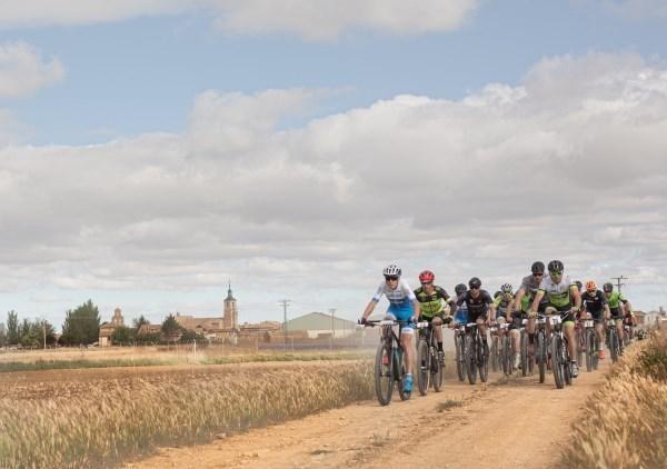 """El Circuito Provincial de BTT llega este sábado a Villarramiel con 300 ciclistas y todas las plazas cubiertas para disputar la """"BTT Pellejera"""""""