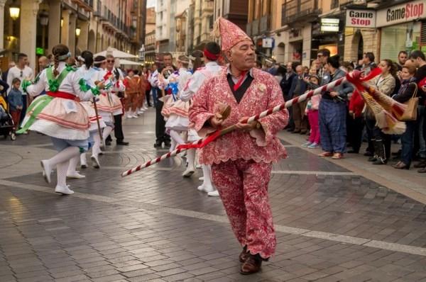 La Danza de Paloteos palentina tendrá presencia en el I Congreso Internacional de Ball de Bastons en Cataluña