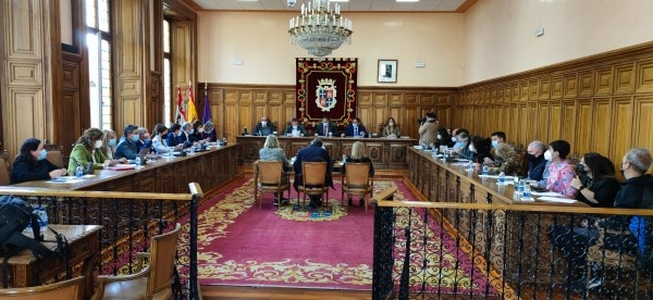 El Pleno Municipal aprueba el convenio sobre el que se sustenta la finalización de las obras de reconversión de La Tejera