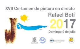 "XVIII Certamen de Pintura en Directo ""Rafael Botí"" en Torrelodones 2017"