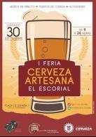 I Feria de Cerveza Artesana El Escorial