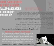 CRISOL SACATALENTOS DE ARTE Y ESCENA