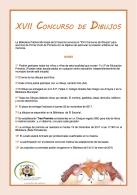XVII CONCURSO DE CUENTOS Y DIBUJOS
