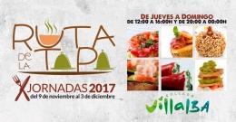RUTA DE LA TAPA 2017