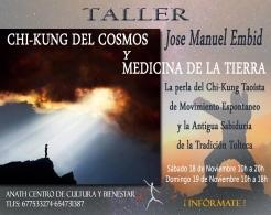 Taller CHI-KUNG del COSMOS