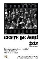 """EXPO FOTOS """"GENTE DE AQUI"""""""
