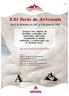 XXI FERIA DE ARTESANíA EN NAVIDAD
