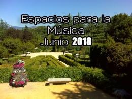 """""""ESPACIOS PARA LA MúSICA"""""""