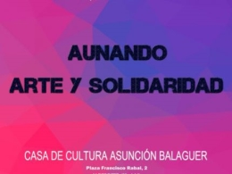 EXPOSICION CIRCULO DE PINTORES SOLIDARIOS