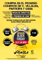I Edición Black Friday 2018 en Collado Villalba