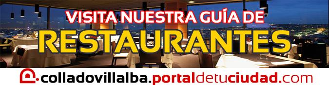 Restaurantes en la Sierra de Madrid