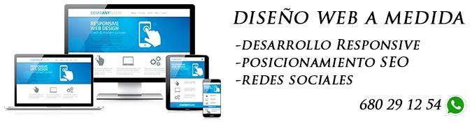 Paginas web en la Sierra de Madrid