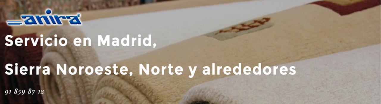 lavandería en la sierra de Madrid, lavandería en Villalba, lavandería en Alpedrete,