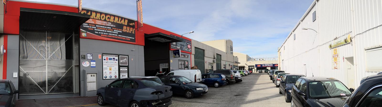 talleres de coches en collado villalba, chapa y pintura en la sierra de madrid, en galapagar, torrel