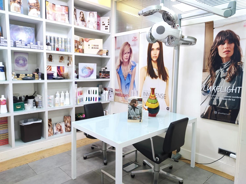 peluquerias, peluquerias, peluquerías en Collado Villalba, fotodepilación en Collado Villalba, Wella