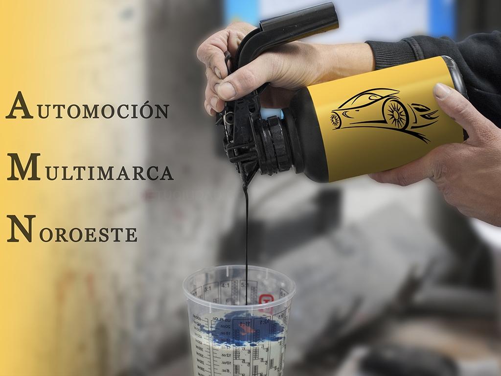 Automoción Multimarca Noroeste taller de chapa y pintura en Collado Villalba