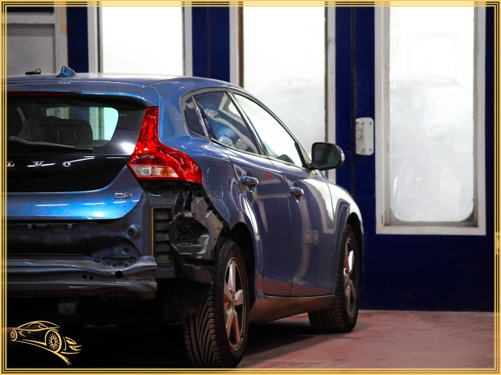 Pintar coche en Collado Villalba