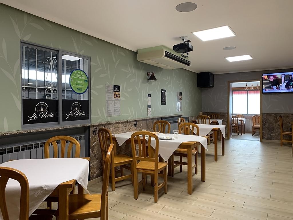 Restaurante-Pensión LA PERLA