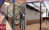 puertas pre-levas en collado villalba, puertas seccionales en torrelodones, caperuzas en colmenarejo
