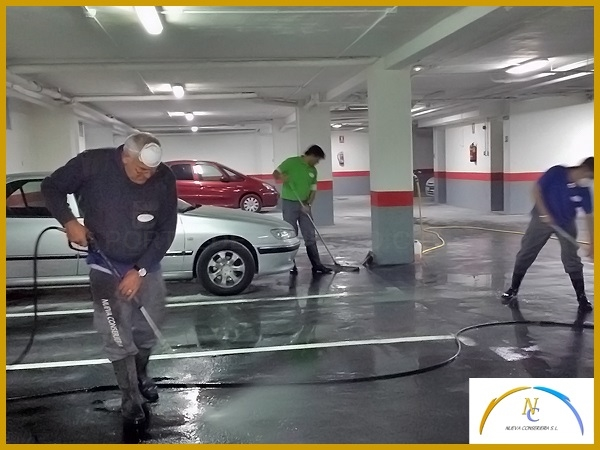 Servicios de limpieza en Moralzarzal