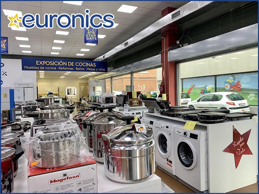 electrónica en collado villalba, tiendas de electrodomésticos en la sierra de madrid, en moralzarzal