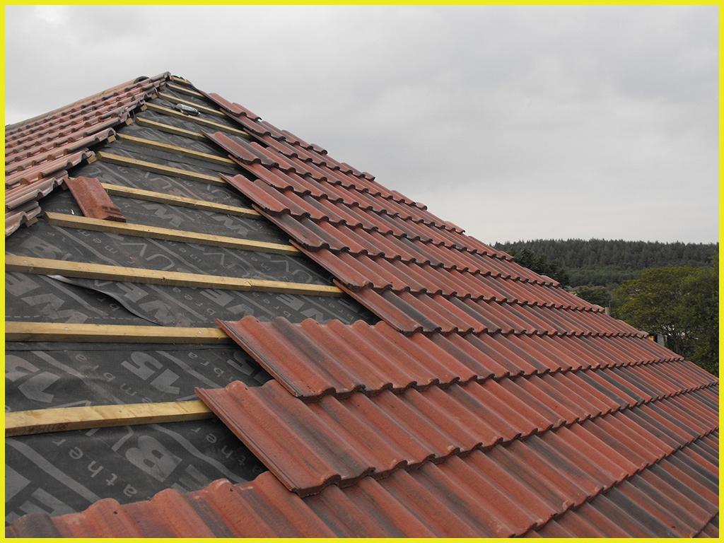 colocación de rastreles, tablero hidrófugo, aislamientos en collado villalba,reparación de tejas