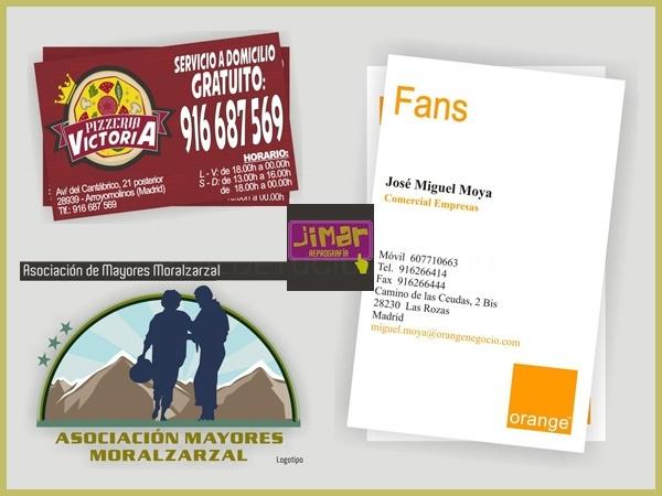 imprentas en moralzarzal, flyers, tarjetas de visita en moralzarzal, imprentas en moralzarzal